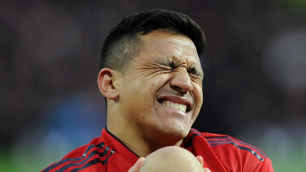 Alexis Sanchez je dotakao dno karijere, a to potvrđuju najnovije informacije