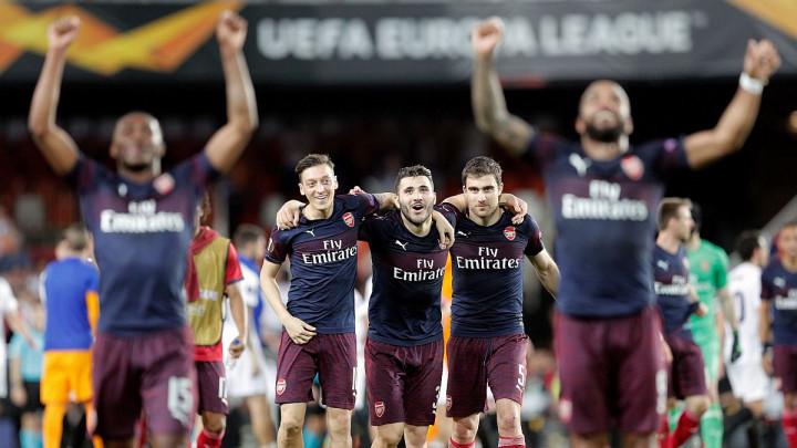 Jedan od dva slavna kluba će svim silama navijati da Europa ligu ne osvoji Arsenal