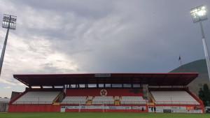 Sve je spremno za derbi sezone: Po prvi put zasjali reflektori na stadionu Rođeni
