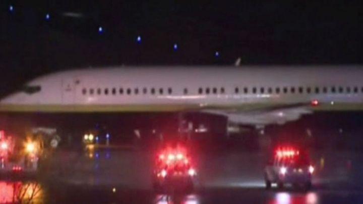 Umalo tragedija: Avion s igračima Miamija skliznuo s piste