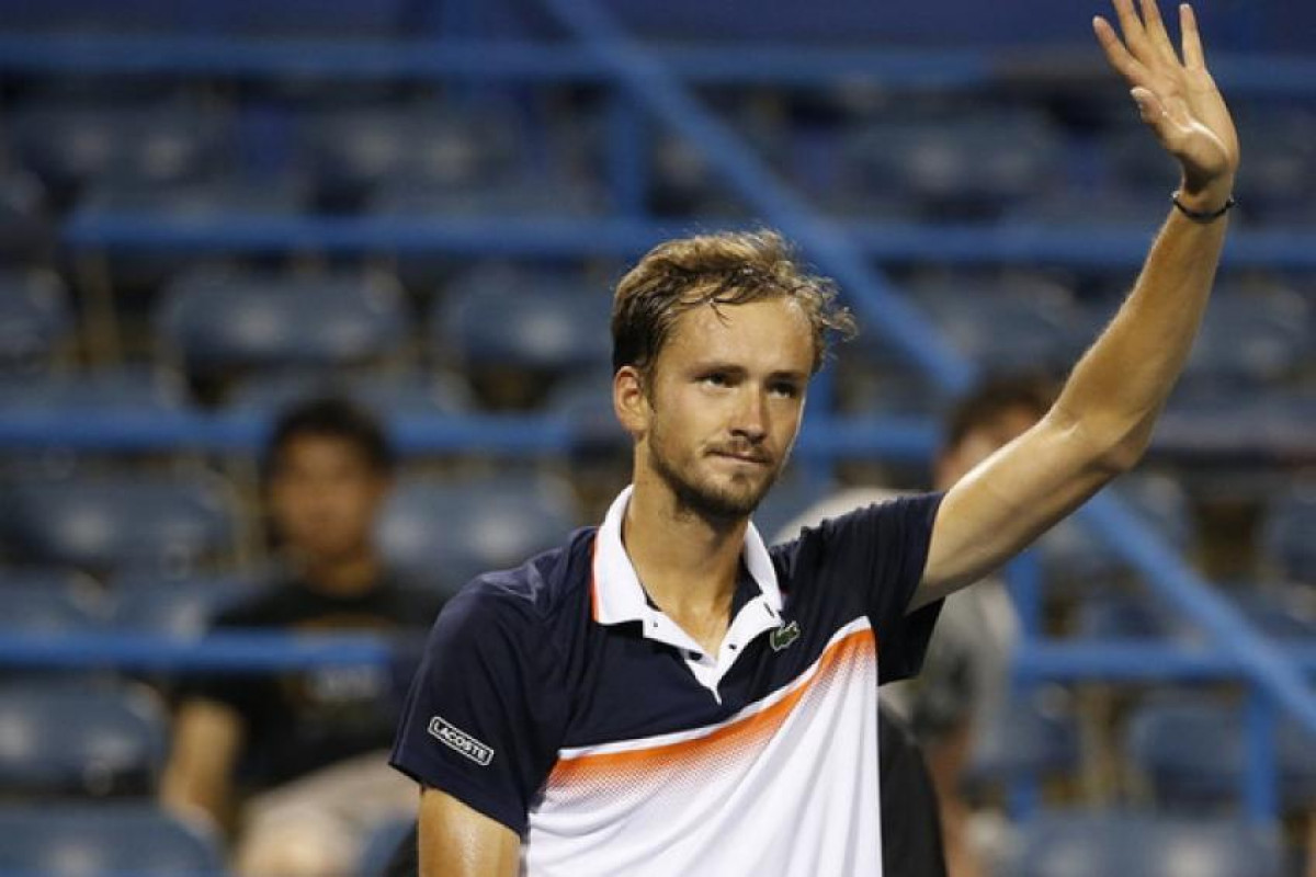 Novak Đoković: Medvedev je jedan od favorita za osvajanje US Opena