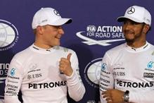 Bottas: Nadam se da je ovo tek prva u nizu pol pozicija