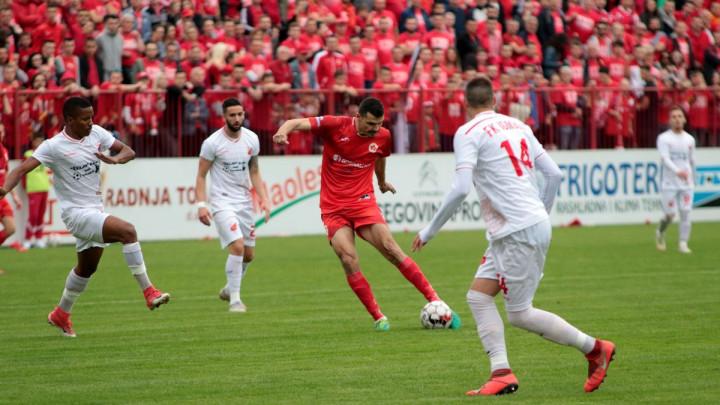 FK Velež pobjedom proslavio povratak u Premijer ligu!