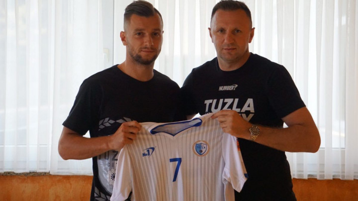 Tuzla City predstavio novo pojačanje!