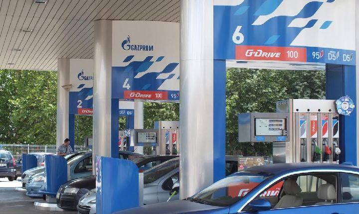 Na Gazpromovim stranicama u BiH počela prodaja novog benzina