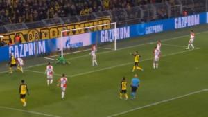Pao gol u Dortmundu, Borussia sada bliže nokaut fazi