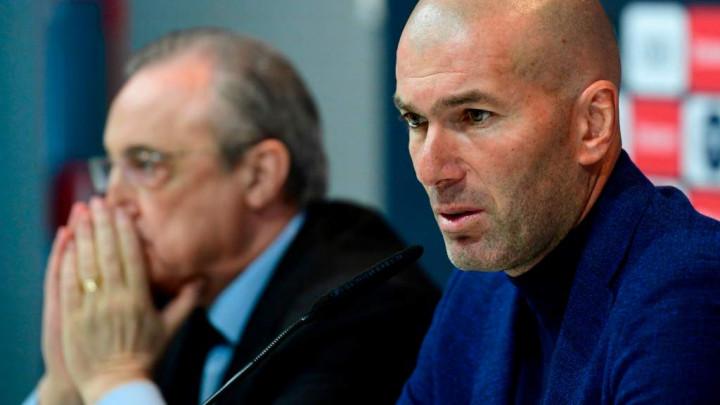Igrač Reala želi da ide iz kluba, Perez i Zidane ne žele ni da čuju