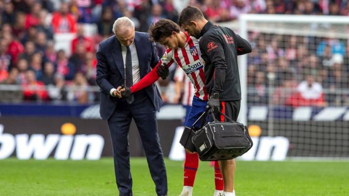 Atletico potvrdio loše vijesti: Joao Felix van terena četiri sedmice