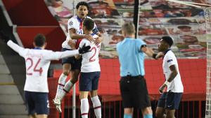 Nevjerovatna drama u Grupi H: PSG slavio na Old Traffordu, tri ekipe imaju isti broj bodova