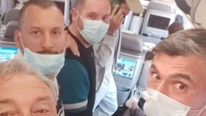 """Đoković i Ivanišević nekako uhvatili """"posljednji let"""""""