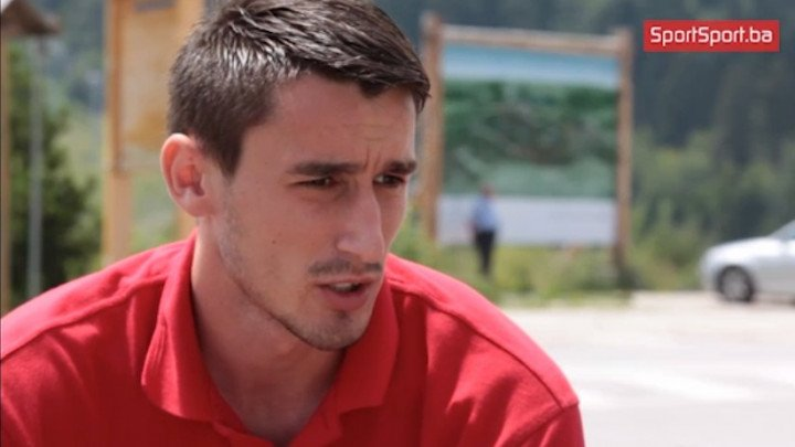 Škahić se oprostio od bh. fudbala, našao novi posao