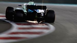 Williams kasni s testiranjem bolida