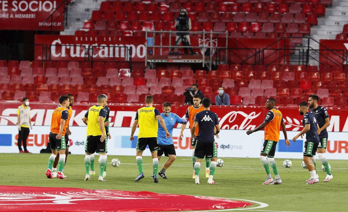 Mečevi La Lige se neće odgađati ako se otkriju pozitivni slučajevi u ekipama