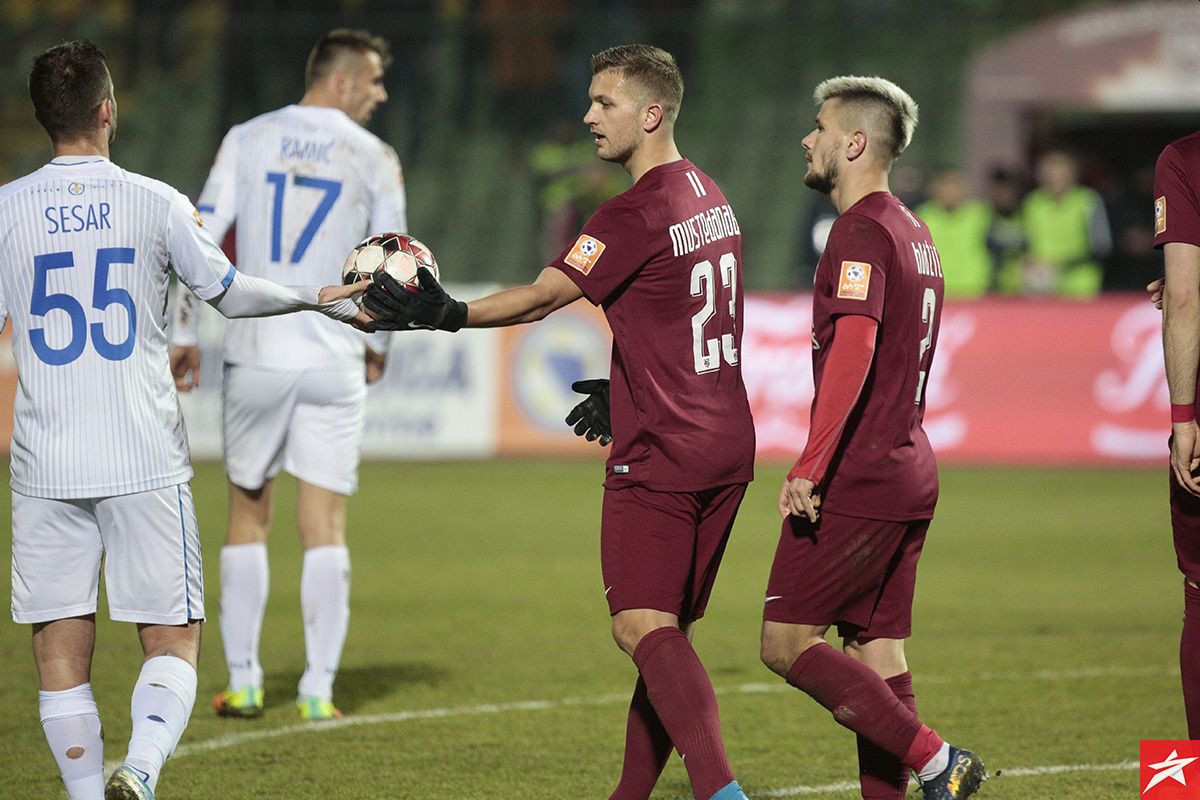 FK Sarajevo otkupio Zinedina Mustedanagića!