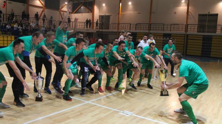 Mostar SG svečano proslavio novu titulu prvaka