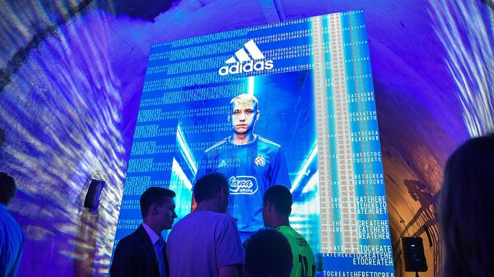 Dinamo predstavio nove dresove, svi komentarišu drugu garnituru