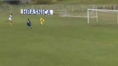 Fajić ušao, promašio kolosalnu šansu i izašao!