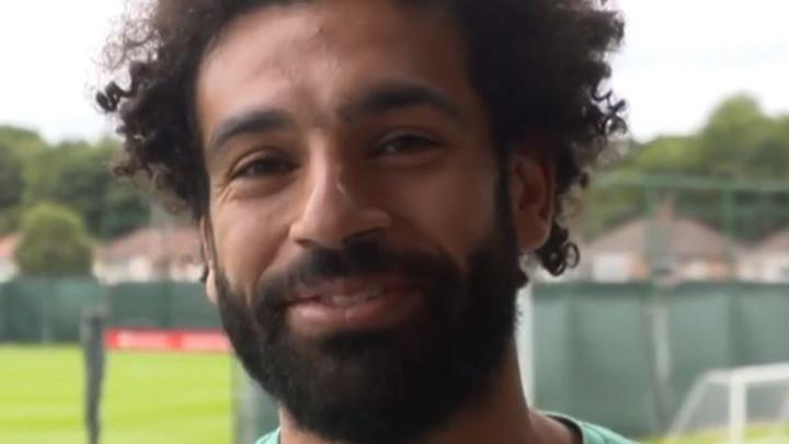 Salah se oprostio od Lovrena, a njegov komentar oduševio navijače Liverpoola