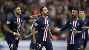PSG se poigrao sa Angersom