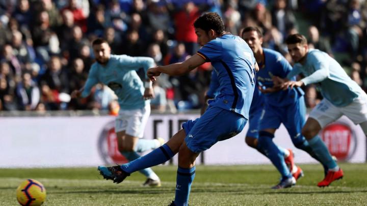 Getafe nakon preokreta pobijedio Celtu Vigo