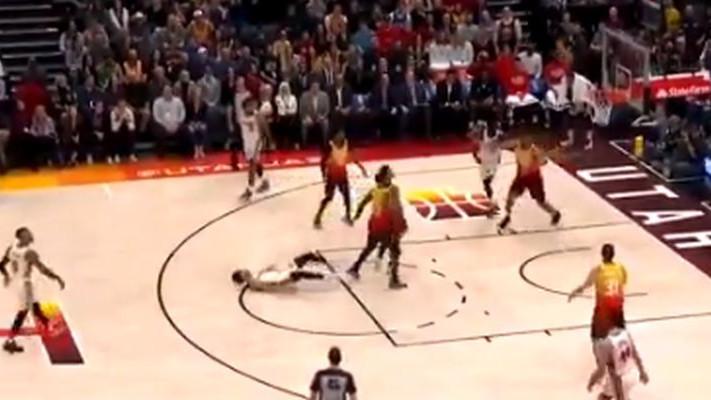 Stravičan pad košarkaša Portlanda: Udario glavom od parket i zadobio potres mozga