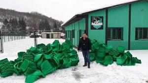 Navijači i prijatelji FK Rudar Breza još jednom dokazali ljubav prema klubu