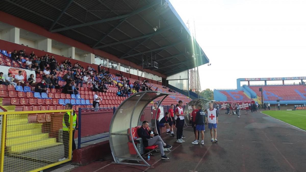 Pune se tribine stadiona u Banjoj Luci