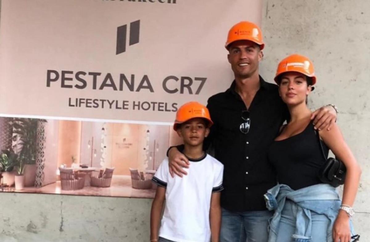Život nakon fudbala bit će im okupan u luksuzu: Zavirite u hotel Cristiana Ronalda