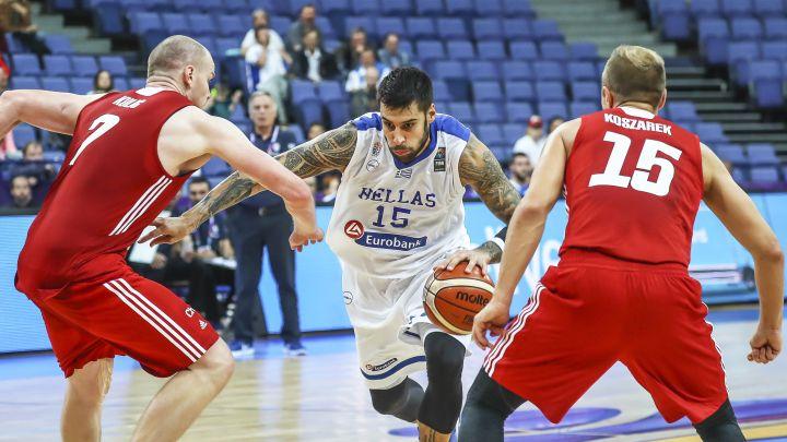 Grci savladali Poljsku za osminu finala Eurobasketa