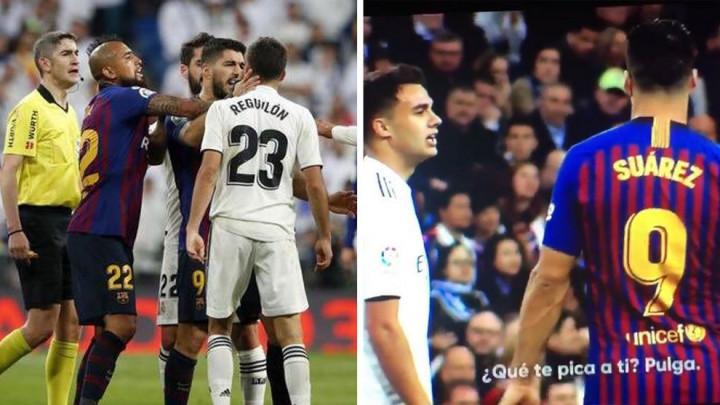 Reguilon cijeli meč provocirao Suareza, a na kraju mu je Urugvajac brutalno sve vratio