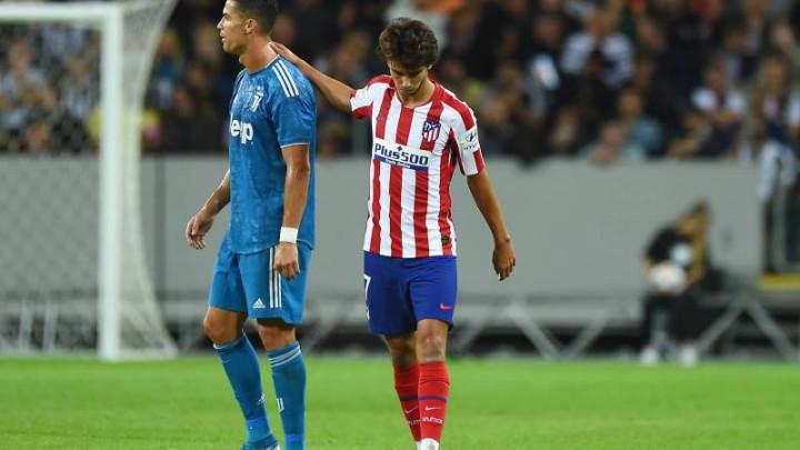 Joao Felix o igranju sa Ronaldom u istom klubu: Niko ne šta budućnost donosi