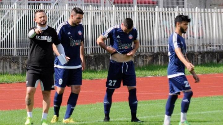 Mulalićev Rudar doživio težak poraz od Podgorice