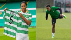 Lennon: Već na prvom treningu sam rekao Van Dijku da neće dugo igrati za Celtic