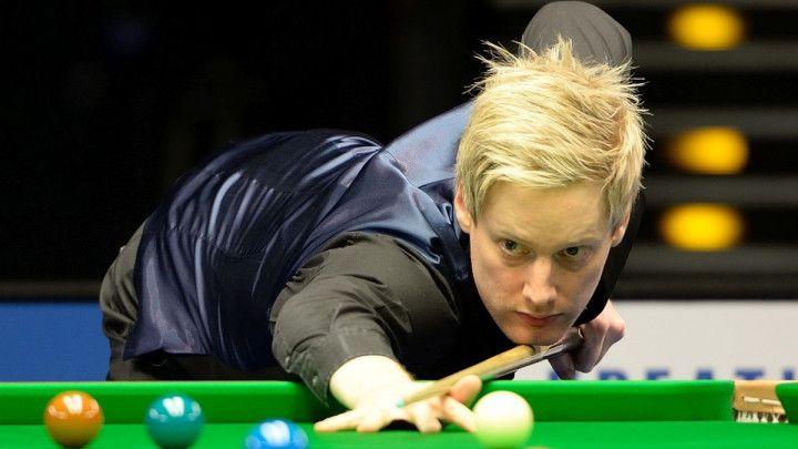 Neil Robertson prvi polufinalista