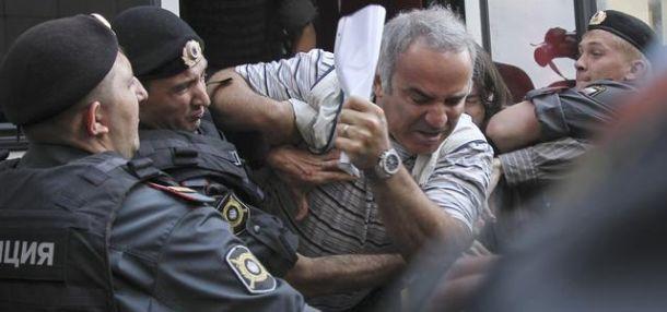 Šahovski savez BiH izdao Garija Kasparova