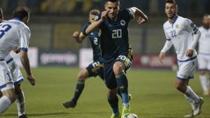 Zakarić nije zadovoljio ni u Rumuniji, uskoro postaje slobodan igrač