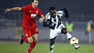 Aboubakar Oumarou ponovo u Srbiji