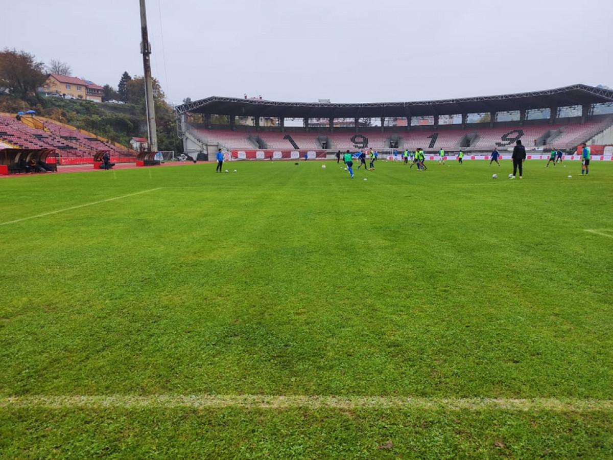 FK Tuzla City je favorit, ali problem im može biti i viša sila