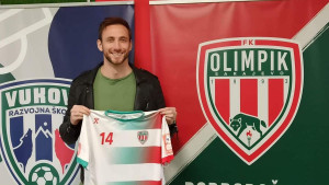 Eldar Hasanović novi fudbaler Olimpika