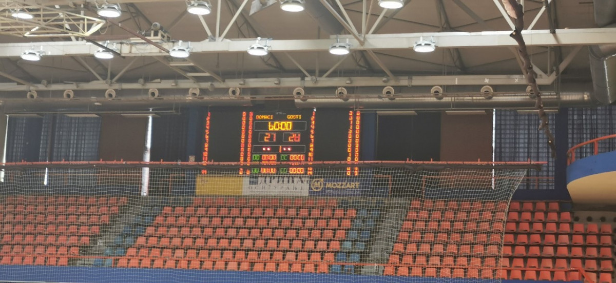 Borac poražen u 'generalci' pred Olympiakos