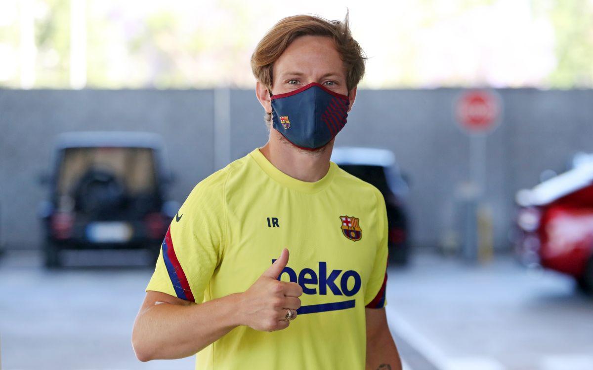 Rakitić napušta Barcelonu, ali s osmijehom na licu