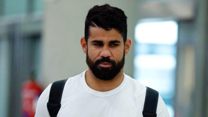 Diego Costa žali što se vratio u Atletico Madrid