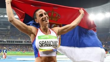 Ivana Španović osvojila bronzu u Riju!