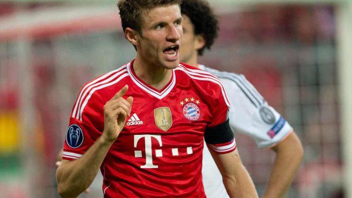 Muller: Nismo imali osjećaj da igramo protiv nekog boljeg