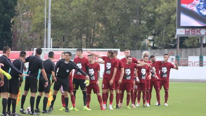 FK Sarajevo igra prijateljsku utakmicu sa federalnim prvoligašem