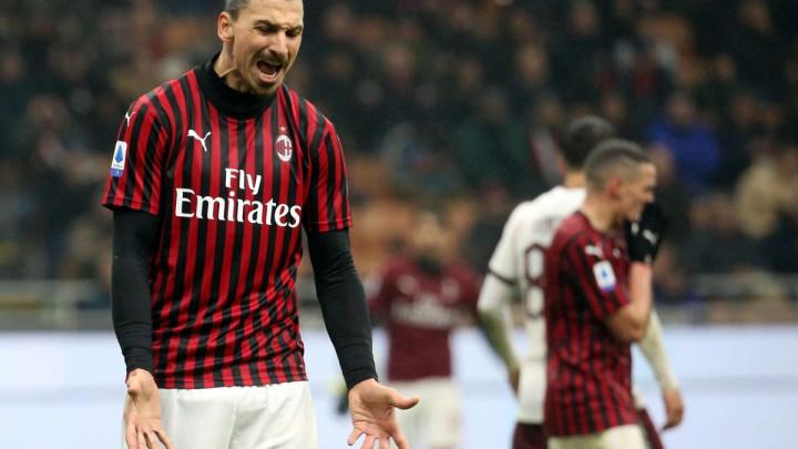 Ibrahimović ne želi produžiti saradnju sa Milanom?