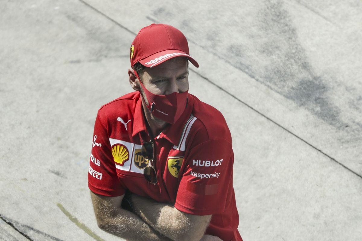 Sebastian Vettel ima novi tim!