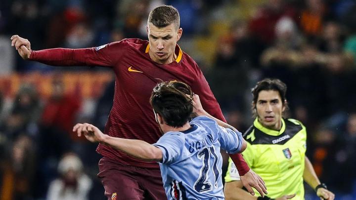 Gol i asistencija Džeke, Roma u četvrtfinalu Kupa
