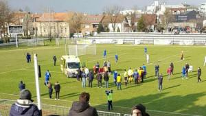 Tragedija na terenu: Hrvatski fudbaler izgubio život tokom utakmice