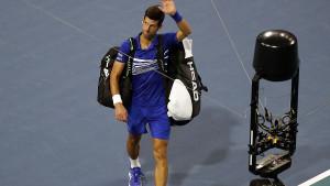 Rani oproštaj Đokovića od Miami Opena